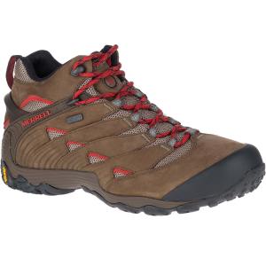 Merrell Men's Chameleon 7 Mid Waterproof Hiking Boots - Size 8