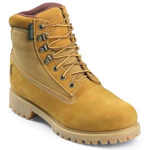 Chippewa Men's 6 In. Nubuc Work Boots, Wide Width