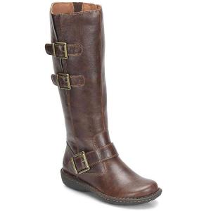B.o.c. Women's Virginia Tall Boots, Coffee - Size 6