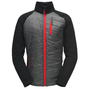 Spyder Men's Ouzo Full-Zip Stryke Jacket