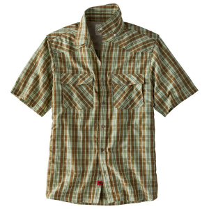Mountain Khakis Men's Scrambler Short-Sleeve Shirt - Size S