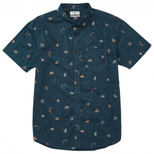 Billabong Guys' Sundays Mini Short-Sleeve Shirt