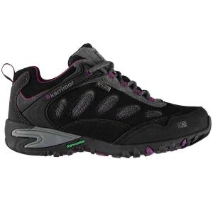 Karrimor Women's Ridge Wtx Waterproof Low Hiking Shoes - Size 10