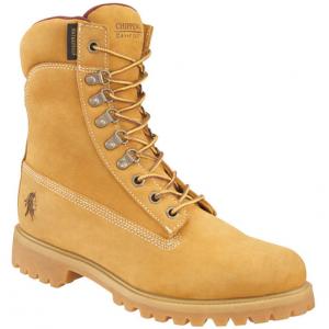 Chippewa Men's 8 In. Nubuc Work Boots, Wide Width