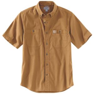 Carhartt Men's Flex Rigby Short-Sleeve Work Shirt