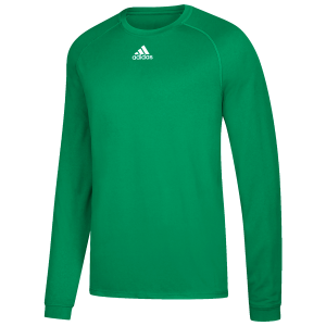 Adidas Men's Climalite Long-Sleeve Tee