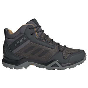 Adidas Men's Ax3 Mid Gore-Tex Waterproof Hiking Shoes - Size 9