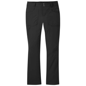 Maier Sports Womens Nata Functional Outdoor Zip Off Stretch Long Pants