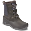 The North Face Women's Shellista Ii Shorty Insulated Waterproof Winter Boots, Dark Gull Grey/Cloud G   Size 6
