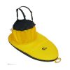 Seals Adventurer Sprayskirt 1.2, Athletic Gold