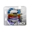 Black Diamond Neutrino Rackpack 6-Biner Set