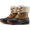 The North Face Women's Shellista Roll Down Waterproof Winter Boots   Size 6