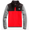 The North Face Boys' Glacier 1/4 Snap Fleece Pullover   Size S Past Season