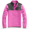 The North Face Girls' Glacier 1/4 Snap Fleece Pullover   Size M Past Season