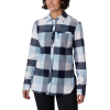 Columbia Women's Anytime Ii Stretch Long Sleeve Shirt   Size M