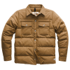 The North Face Men's Down Sierra Snap Jacket, Past Season