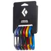 Black Diamond Litewire Carabiner Rackpack, 6 Pack