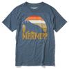 Marmot Men's Short Sleeve Dawning Graphic Tee   Size M